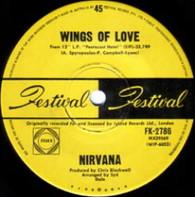 NIRVAVA  -   Wings of love/ Melanie blue (G75327/7s)