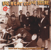 VARIOUS - BIG BEAT CELLAR SCENE VOLUME 2 : MORE LOST SOUNDS OF ADELAIDE 1966-68    (CD25166/CD)