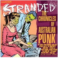 VARIOUS - STRANDED : THE CHRONICLES OF AUSTRALIAN PUNK    (CD25253/CD)