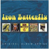 IRON BUTTERFLY - ORIGINAL ALBUM SERIES    (CD25257/CD)