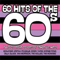 VARIOUS - 60 HITS OF THE '60S (PLUS 20 GREAT COVERS OF OTHER 60S HITS!) (4CD)    (CD25250/CD)