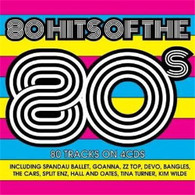 VARIOUS - 80 HITS OF THE 80S (4CD)    (CD25252/CD)