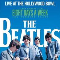 BEATLES - LIVE AT THE HOLLYWOOD BOWL    (CD25189/CD)