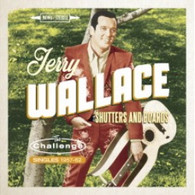 WALLACE/JERRY - SHUTTERS AND BOARDS : THE CHALLENGE SINGLES 1957-1962    (CD25215/CD)