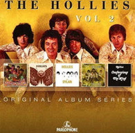 HOLLIES - ORIGINAL ALBUM SERIES VOL. 2 (5CD PACK)    (CD25289/CD)