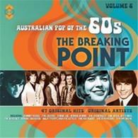 VARIOUS - THE BREAKING POINT : AUSTRALIAN POP OF THE 60S VOLUME 6 (2CD)    (CD25517/CD)