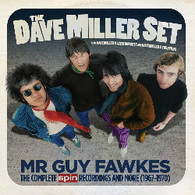 DAVE MILLER SET - MR GUY FAWKS : THE COMPLETE SPIN RECORDINGS AND MORE 1967-1970    (CD25521/CD)