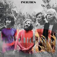 TAMAM SHUD + SUNSETS + THE 4 STRANGERS  - EVOLUTION (BONUS TRACK EDITION)    (CD25509/CD)