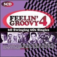 VARIOUS - FEELIN' GROOVY VOLUME 4 : SWINGING 60S SINGLES (3CD)    (CD25515/CD)