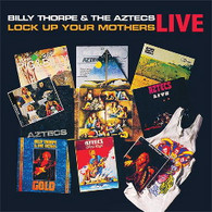 THORPE/BILLY & AZTECS - LOCK UP YOUR MOTHERS LIVE (2CD)    (CD25502/CD)