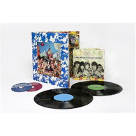 ROLLING STONES - THEIR SATANIC MAJESTIES REQUEST (50TH ANNIVERSARY SUPERDELUXE EDITION/ 2LPS + 2CDS)    (LP5526/CD + LP)