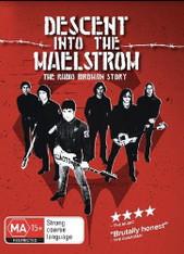 RADIO BIRDMAN - DESCENT INTO THE MAELSTROM (DVD)    (DVD2500/DVD)