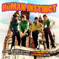 HUMAN INSTINCT + FOUR FOURS - 1963-1968     (CD25679/CD)