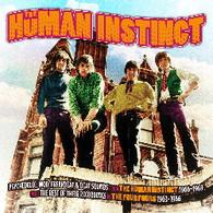 HUMAN INSTINCT + FOUR FOURS - 1963-1968     (CD25679/CD)