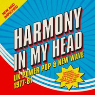 VARIOUS - HARMONY IN MY HEAD : UK POWER POP & NEW WAVE 1977-81 (3CD)    (CD25704/CD)
