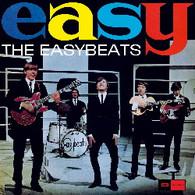 EASYBEATS - EASY (LIMITED SILVER VINYL DEBUT ALBUM)    (LP5534/LP)