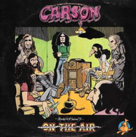 CARSON - ON THE AIR RECORDED LIVE 1970-1973 (2CD)    (CD25720/CD)