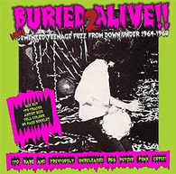 VARIOUS - BURIED ALIVE 2 : MORE DEMENTED TEENAGE FUZZ FROM DOWN UNDER 1964 - 1968 (6CD BOX SET)    (CD25724/CD)