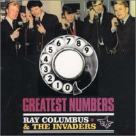 COLUMBUS/RAY & INVADERS - GREATEST NUMBERS    (CD6259/CD)