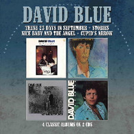 BLUE/DAVID - THESE 23 DAYS IN SEPTEMBER + STORIES + NICE BABY AND THE ANGEL + CUPID'S ARROW    (CD25738/CD)