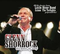 SHORROCK/GLENN - 45 YEARS OF SONG (2CD)    (CD25666/CD)