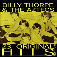 THORPE/BILLY & THE AZTECS - ITS ALL HAPPENING : 23 ORIGINAL HITS    (CD1397/CD)