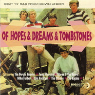 VARIOUS - OF HOPES AND DREAMS AND TOMBSTONES    (CD8335/CD)