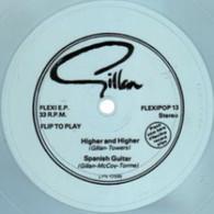 GILLAN,IAN  -   Higher and higher/ Spanish guitar (G76101/7s)