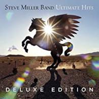 STEVE MILLER BAND - ULTIMATE HITS (2CD DELUXE EDITION)    (CD25774/CD)