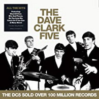 DAVE CLARK FIVE - ALL THE HITS (SINGLE CD)    (CD25792/CD)