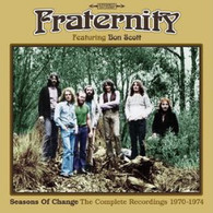 FRATERNITY  - THE COMPLETE RECORDINGS 1970-1974 : 3CD CLAMSHELL BOXSET    (CD25772/CD)