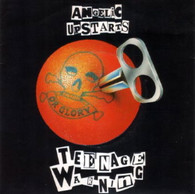 ANGELIC UPSTARTS  -   Teenage warning/ The young ones (G779/7s)