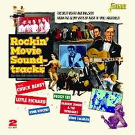 VARIOUS - ROCKIN' MOVIE SOUNDTRACKS (2CD)    (CD25787/CD)