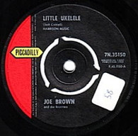 BROWN,JOE  -   Little ukelele/ Hercules unchained (G7760/7s)