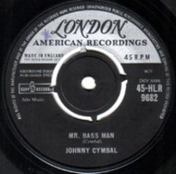 CYMBAL,JOHNNY  -   Mr. Bass man/ Sacred lovers vow (G77116/7s)