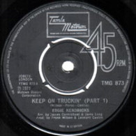 KENDRICKS,EDDIE  -   Keep on truckin' (Part 1)/ Keep on truckin' (Part 2) (G77281/7s)