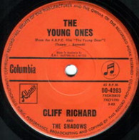 RICHARD,CLIFF & SHADOWS  -   Young ones/ We say yeah (G77389/7s)