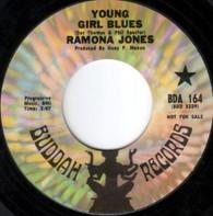 JONES,ROMANA  -   Young girl blues/ Sweet devil (G79287/7s)