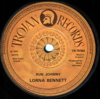 BENNETT,LORNA  -   Run Johnny/ Run Johnny (Version) (G7949/7s)