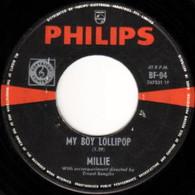 MILLIE  -   My boy lollipop/ Something's gotta be done (G79381/7s)