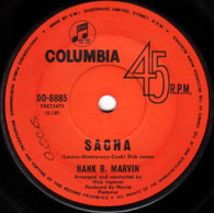 MARVIN,HANK B.  -   Sacha/ Goodnight Dick (G79353/7s)