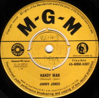 JONES,JIMMY  -   Handy man/ The search is over (G79286/7s)
