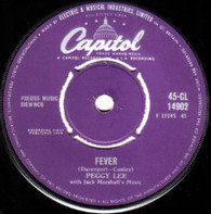 LEE,PEGGY  -   Fever/ You don't know (G79321/7s)