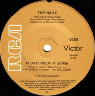 NAILS  -   88 lines about 44 woman/ Let it all hang out (G79395/7s)
