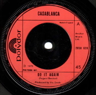 CASABLANCA  -   Do it again/ Ain't no war (G7987/7s)