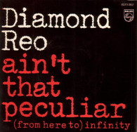 DIAMOND REO  -   Ain't that perculiar/ (From here to) eternity (G79135/7s)