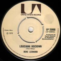 LEONARD,DEKE  -   Louisiana hoedown/ She's a cow (G79322/7s)