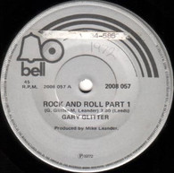 GLITTER,GARY  -   Rock and roll (Part 1)/ Rock and roll (Part 2) (G79204/7s)