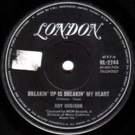 ORBISON,ROY  -   Breakin' up is breakin' my heart/ Wait (G791302/7s)