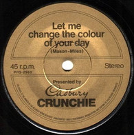 CADBURY CRUNCHIE  -   Let me change the colour of your day (G8171/7s)